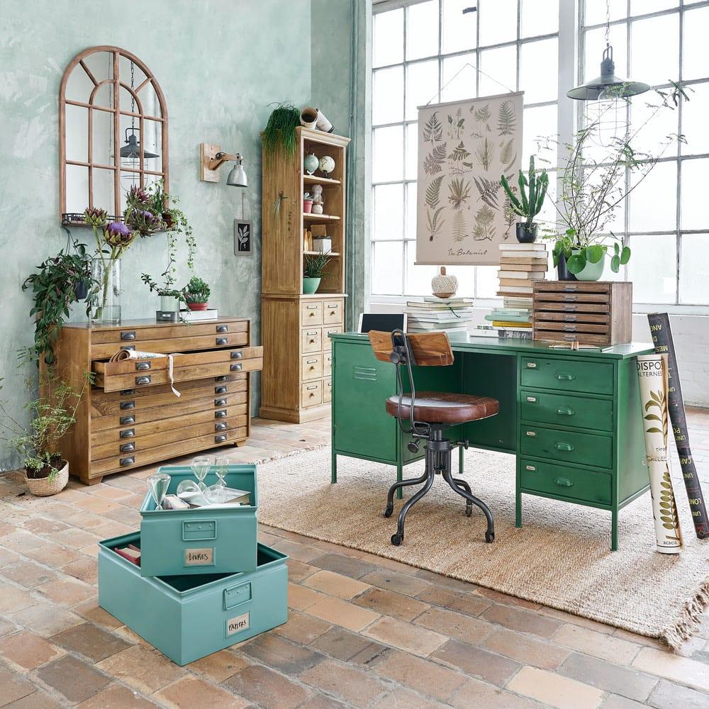 endüstriyel tarzda mobilyalar