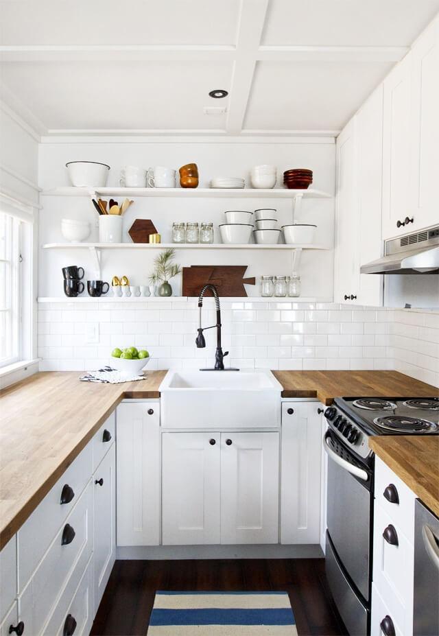 Mutfakta mekanlar nasıl organize edilir
