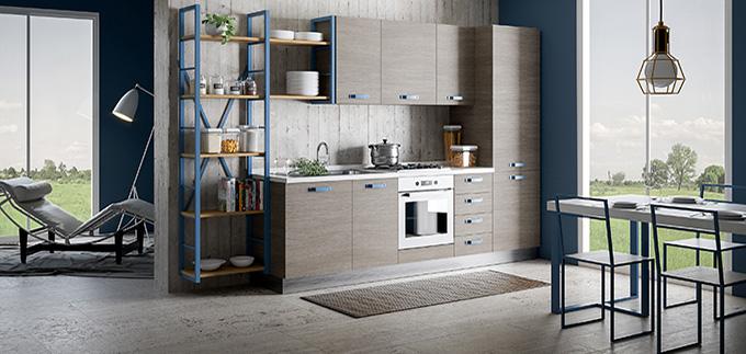 mutfaklar üç metre renkler