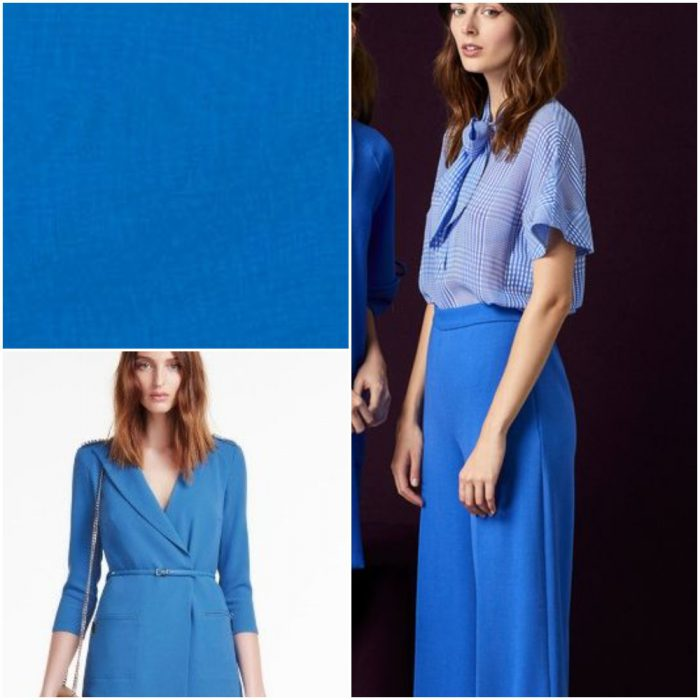 İbiza Mavisi Trendy renkler kış 2022
