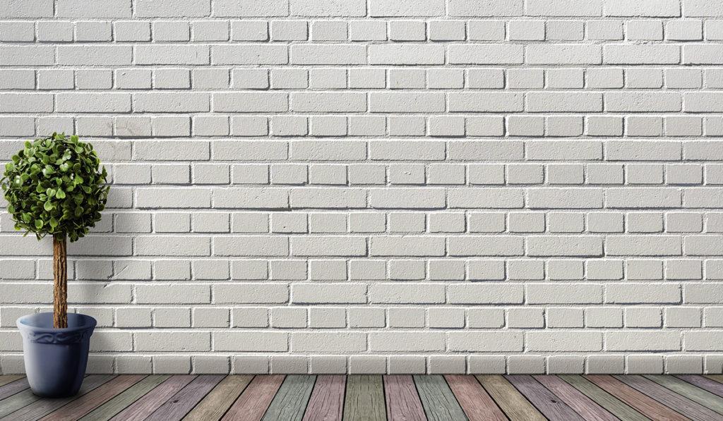 boş duvarı dekore et