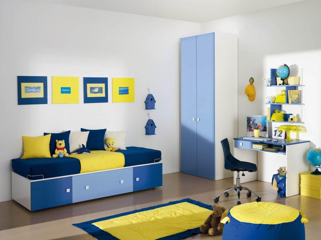 Yenidoğan yatak odası mobilyaları