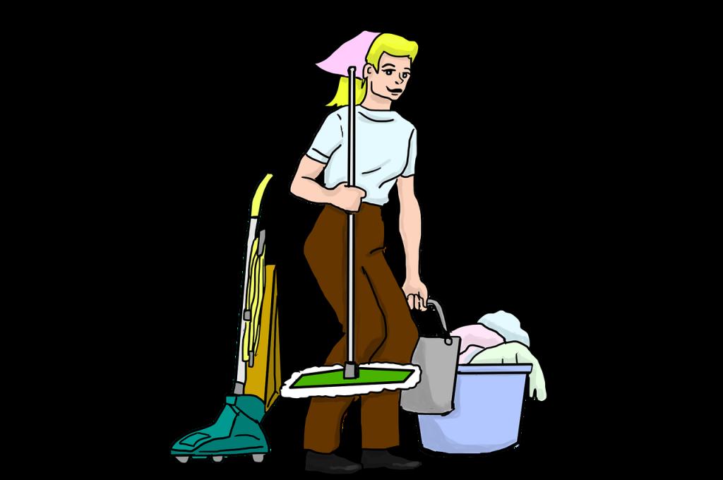 ev işlerini organize etmek