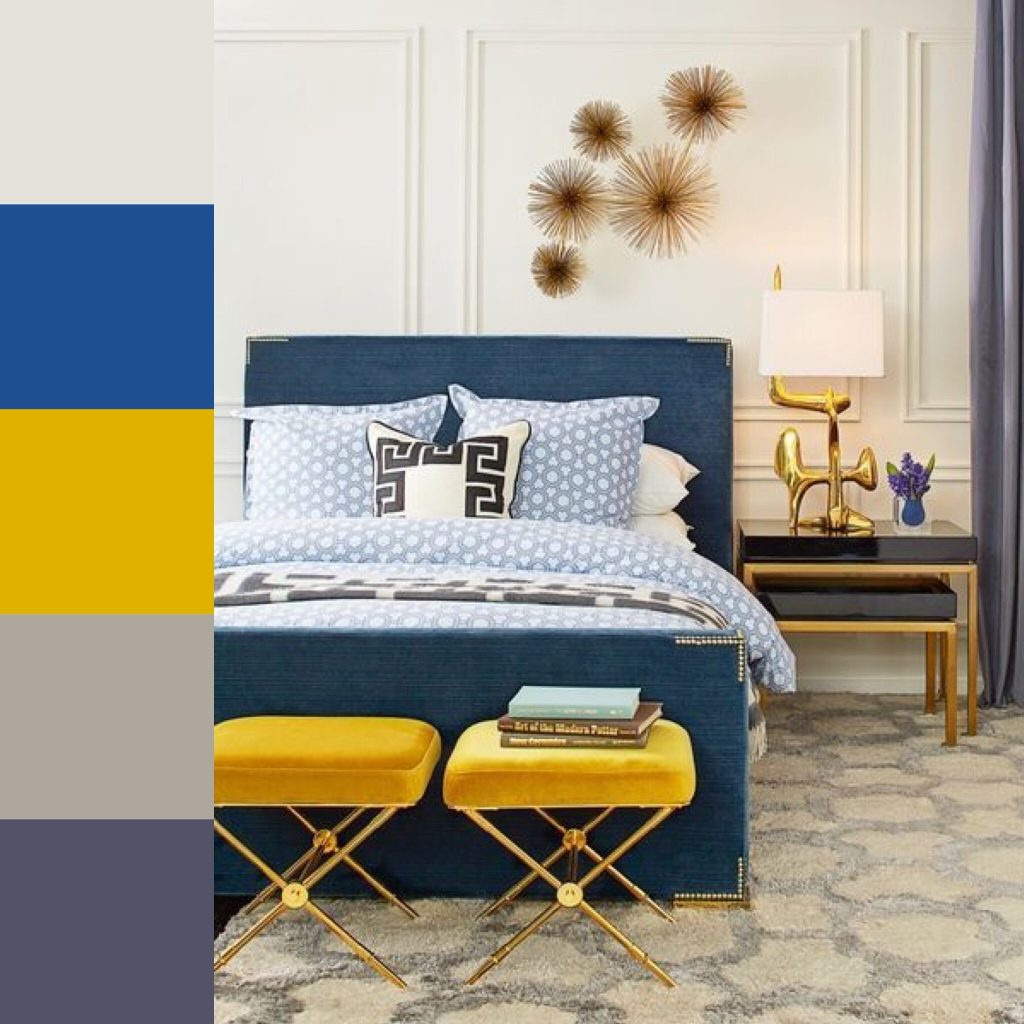 mobilya ve duvarların renkleri nasıl eşleştirilir
