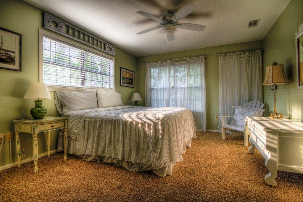 Shabby Chic Yatak Odası