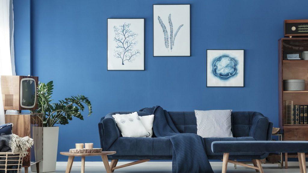 Evinizi Klasik Mavi ile nasıl döşersiniz