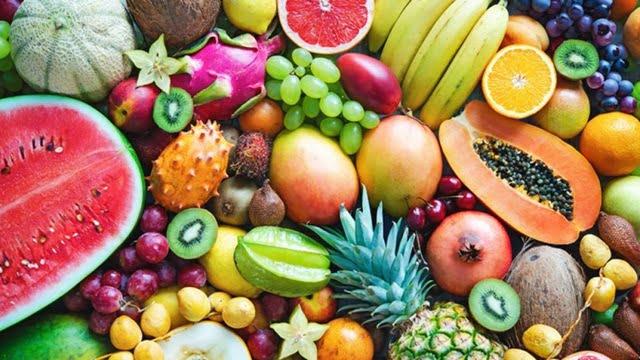 Meyve renkleri