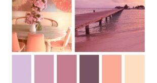 Romantik boya renkleri