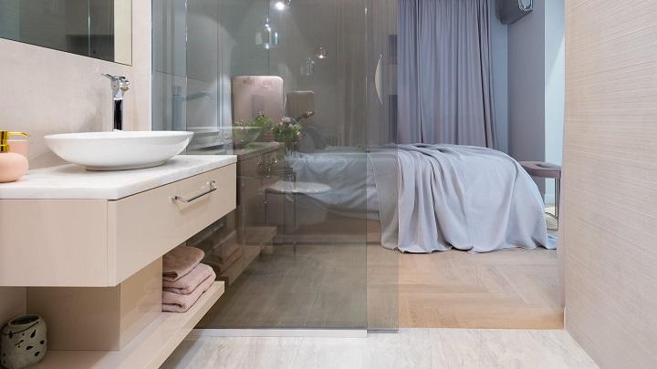 banyo ve oda