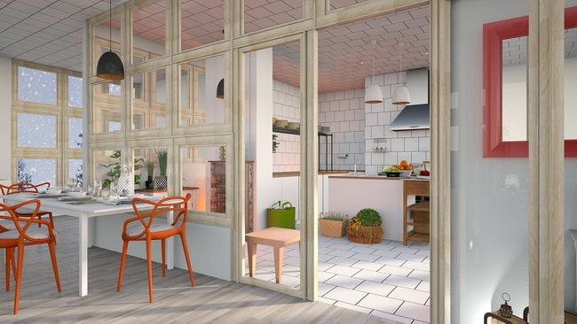 Beyaz mutfaklar nasıl dekore edilir
