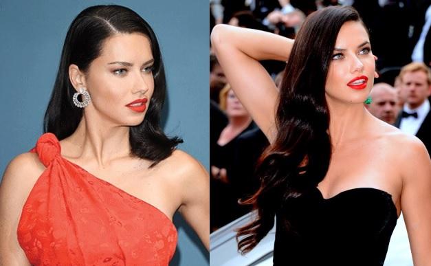 Adriana Lima:- Dünyanın En Güzel 15 Esmerleri, Güzel Esmerler listesi, Güzel Esmer Kadınlar, 10 Çekici Esmerler