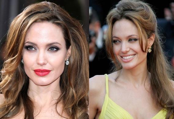 Angelina Jolie: - Güzel Esmerler listesi, Güzel Esmer Kadınlar, 10 Çekici Esmerler