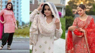 Beautiful Hottest Punjabi Female Singers