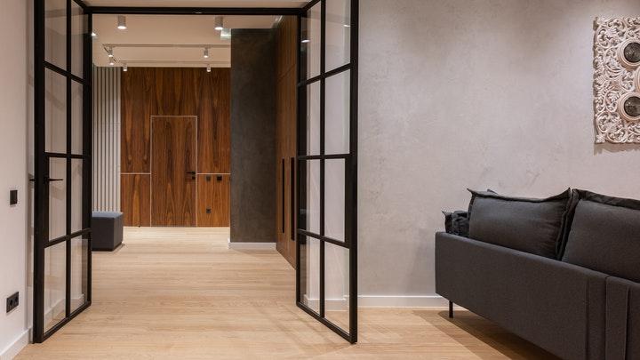oturma odası kapıları