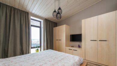 gardırop-yatak odası