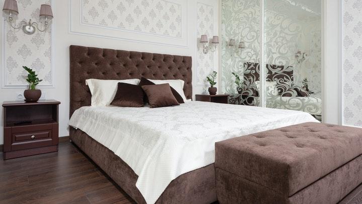 plan-yatak odası-dekorasyon