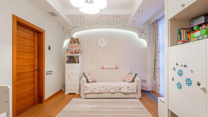 duvar kağıdı-duvar kağıdı-çocuk odasında