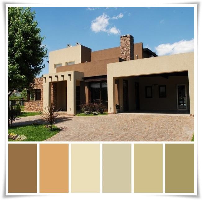 Toprak veya Doğal Renkler