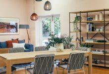 dekorasyon-oturma odası-yemek odası