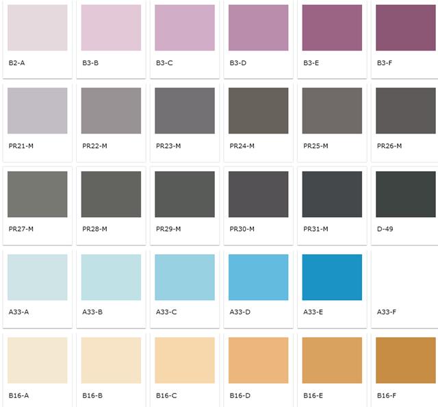 En Çok Kullanılan Permolit İç Cephe Boya Renkleri