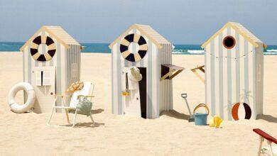 Zara Home ile sahile