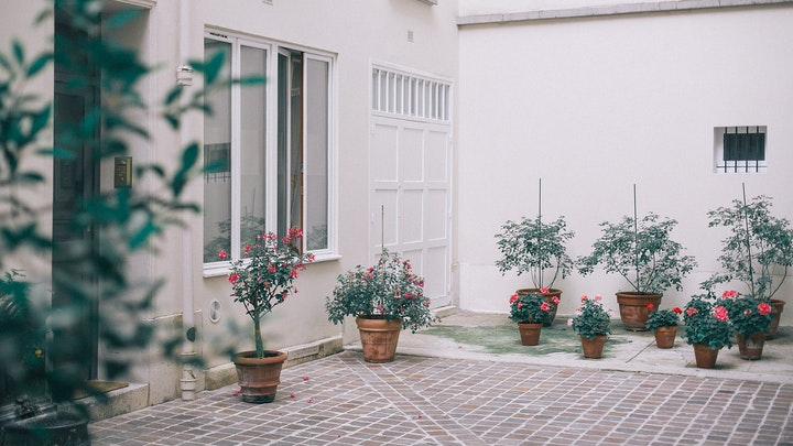 verandalı ev