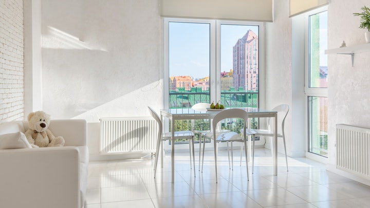 balkonlu konaklama