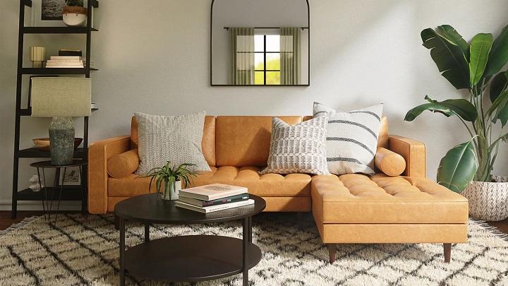 dekoratif-merdiven-oturma odası